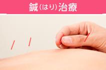 鍼(はり)治療